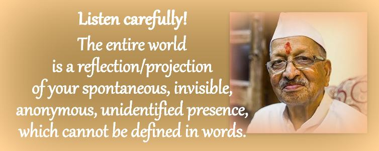 ramakant maharaj world projection
